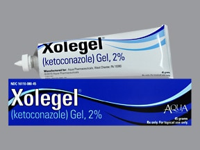 Xolegel 2 % topical