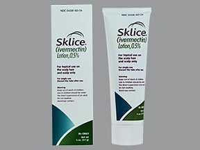Sklice 0.5 % lotion