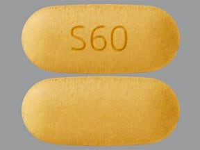 Seysara 60 mg tablet