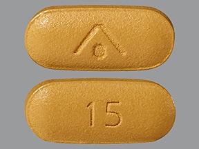 Mektovi 15 mg tablet
