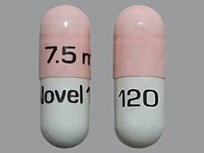 temazepam 7.5 mg capsule