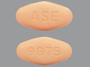 ledipasvir 90 mg-sofosbuvir 400 mg tablet