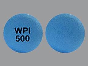 metformin ER 500 mg 24 hr tablet,extended release
