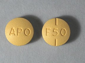 fluvoxamine 50 mg tablet