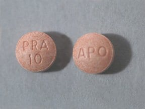 pravastatin 10 mg tablet