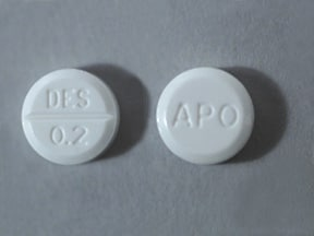 desmopressin 0.2 mg tablet