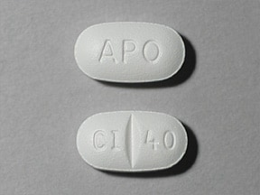 citalopram 40 mg tablet