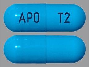 tizanidine 2 mg capsule