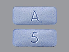 aripiprazole 5 mg tablet