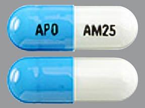 atomoxetine 25 mg capsule