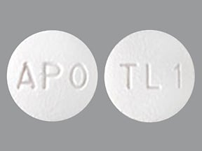 tolterodine 1 mg tablet