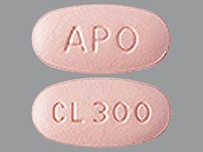 clopidogrel 300 mg tablet