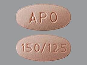 irbesartan 150 mg-hydrochlorothiazide 12.5 mg tablet