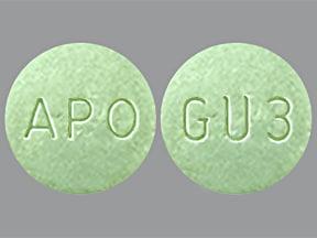 guanfacine ER 3 mg tablet,extended release 24 hr
