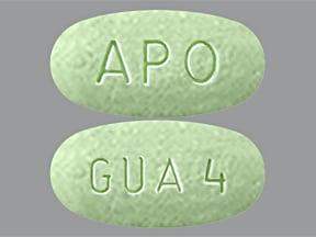 guanfacine ER 4 mg tablet,extended release 24 hr