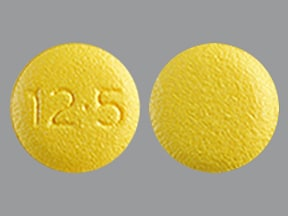 Paxil CR 12.5 mg tablet,extended release