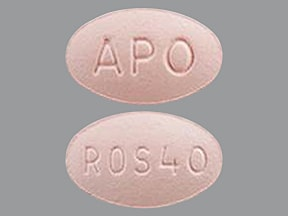 Side Effects Of Rosuvastatin 10 Mg