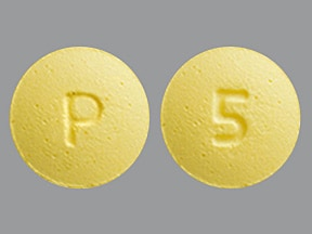 prasugrel 5 mg tablet