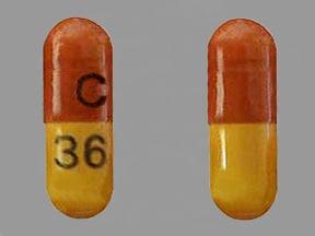 stavudine 30 mg capsule