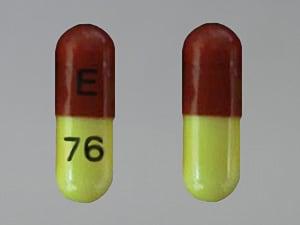 stavudine 15 mg capsule