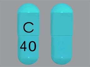 clindamycin HCl 300 mg capsule