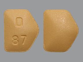 cyclobenzaprine 5 mg tablet ...