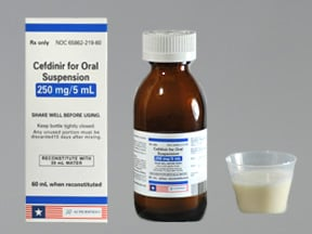 Omnicef Suspension Dosage