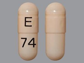 venlafaxine ER 75 mg capsule,extended release 24 hr