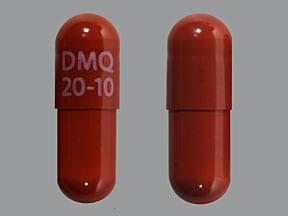 Nuedexta 20 mg-10 mg capsule