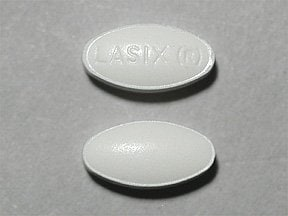 Lasix 20 mg tablet