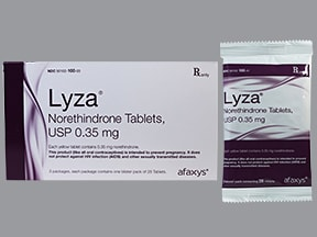 Lyza 0.35 mg tablet