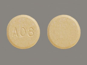 FazaClo 100 mg disintegrating tablet