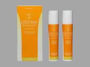 Elestrin 0.87 gram/actuation (0.06%) transdermal gel pump