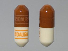 Ridaura 3 mg capsule
