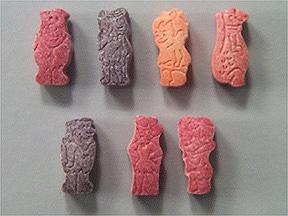 Flintstones Multivitamin chewable tablet