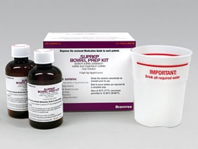 Suprep Bowel Prep Kit Oral : Uses, Side Effects
