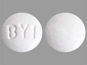 methscopolamine 2.5 mg tablet