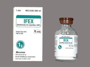 Ifex 1 gram intravenous solution