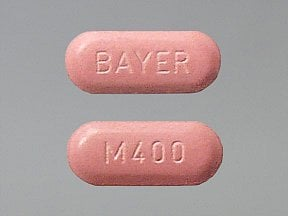 Avelox 400 mg tablet