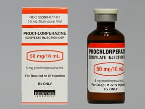 prochlorperazine Edisylate 5 mg/mL injection solution
