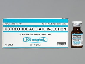 octreotide acetate 100 mcg/mL injection solution