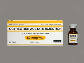 octreotide acetate 50 mcg/mL injection solution