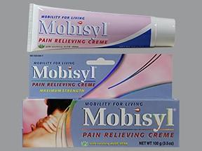 Mobisyl 10 % topical cream