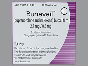 Bunavail Buccal Uses Side Effects Interactions Pictures