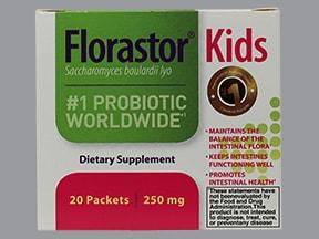 FlorastorKids 250 mg oral packet