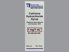 Cetirizine Oral : Uses, Side Effects, Interactions, Pictures