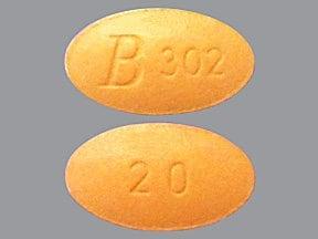 simvastatin 20 mg tablet