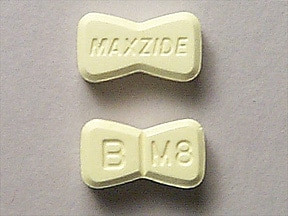 Maxzide 75 mg-50 mg tablet