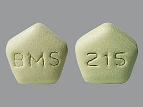 Daklinza 60 mg tablet