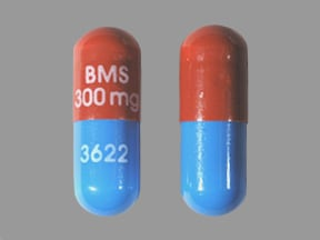 Reyataz 300 mg capsule